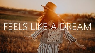 AWAKEND & Herrin - Feels Like A Dream ft. Luma (Lyrics) DVRKCLOUD Remix