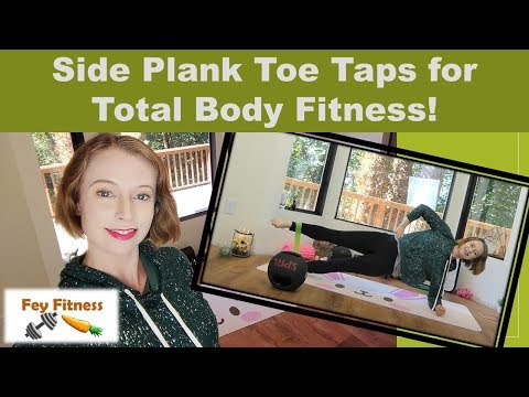 side-plank-toe-taps-for-total-body-fitness!