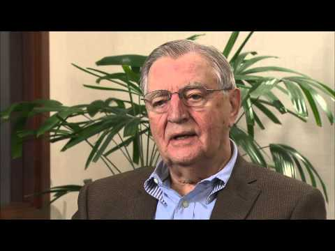 Walter Mondale Interview - Native Report - YouTube
