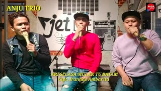 ANJU TRIO _ ARI SELASA MULAK TU BATAM (Live    Jet Coffee)
