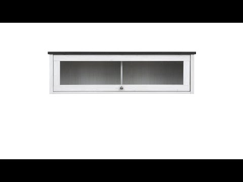 Навесной шкаф SFW1W цвета джанни / сосна ларико
