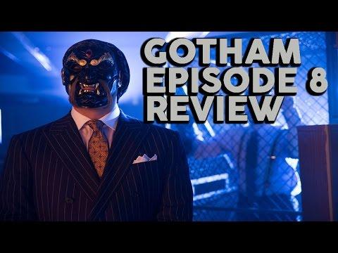 "Gotham Season 1 Episode 8 ""The Mask"" Review"
