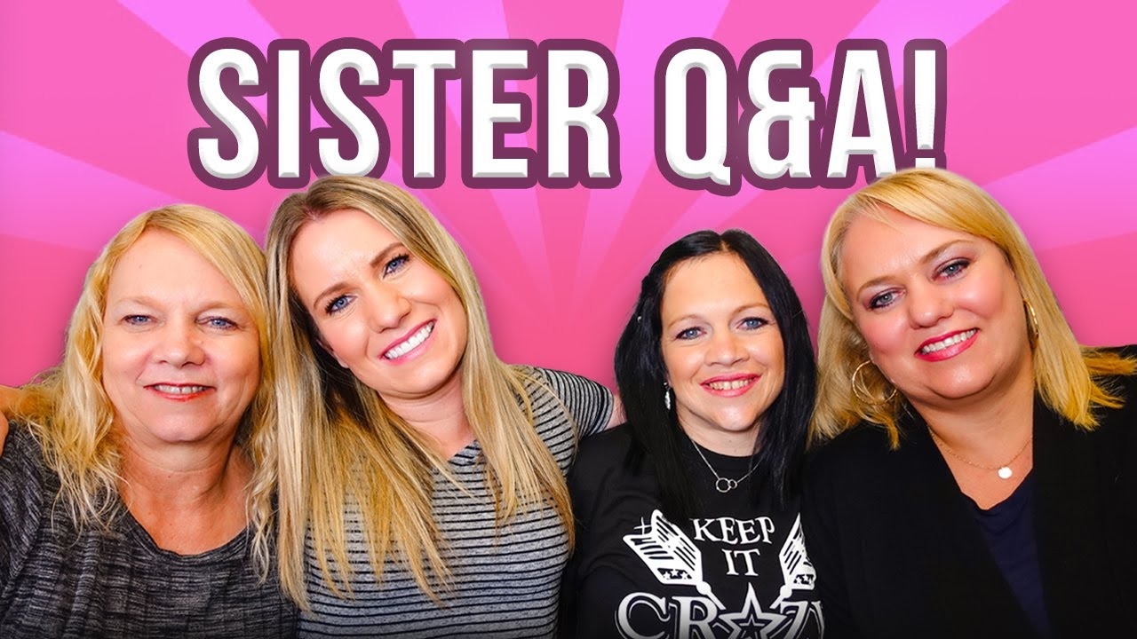 Sister Tag | Huge Help! | Answering Your Questions | Spilling The Tea!