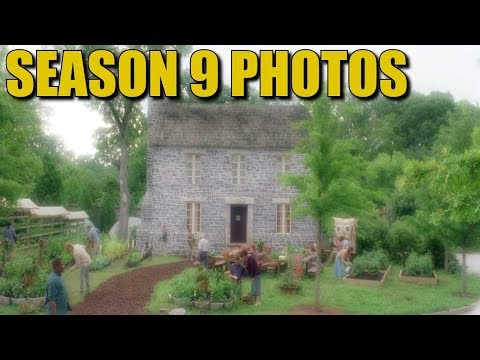 The Walking Dead Season 9 Photos News & Discussion - TWD Season 9 Filming Starts Soon