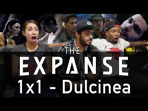 The Expanse - 1x1 Dulcinea - Group Reaction + Discussion