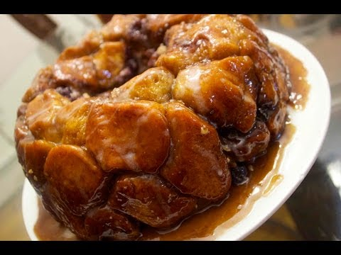 Blueberry Monkey Bread - Cooked by Julie - Episode 107