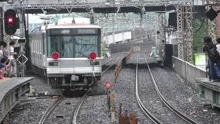 東京メトロ日比谷線03系(03-129F、03-139F) 甲種輸送 北陸鉄道へ譲渡
