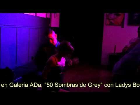 50 Sombras de Grey - espectáculo en Galeria ADa