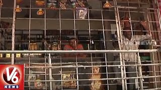 Telangana Excise Officials Focus On Ban Of Liquor Sales Along National Highways | V6 News