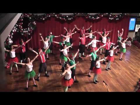 We Need A Little Christmas GLEEPaliku Academy of Performing ArtsMTS