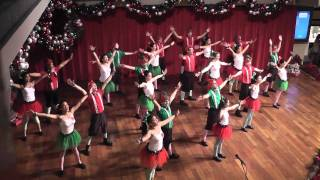 We Need A Little Christmas (GLEE)-Paliku Academy of Performing Arts.MTS