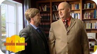 Komiker beim Rechtsanwalt