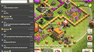 Clan Wars Clash Of Clans 20 vs 20