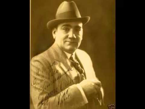 Enrico Caruso Je crois entendre encore