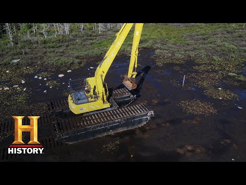 The Curse of Oak Island: FINDING ANSWERS IN THE SWAMP (Season 7) | History