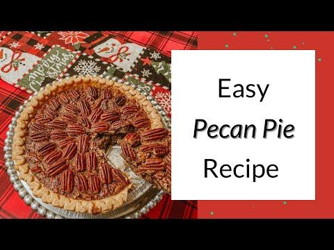 easy-pecan-pie-recipe