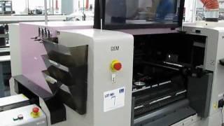 Assembleon (Philips) Gem Series Topaz Placement System