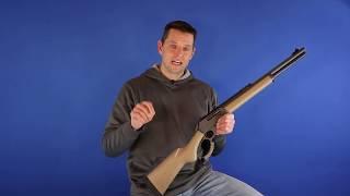 Modern Rifles - The Marlin Custom Shop 1895 Modern Hunter .45-70