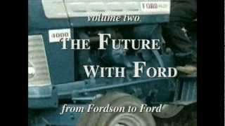 The Future with Ford - The Classic Guide to Ford Tractors Volume 2 (Trailer for DVD)