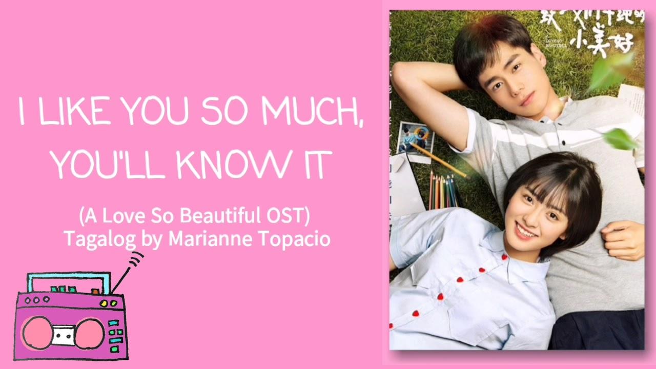 [TAGALOG] A Love So Beautiful OST LYRICS By Marianne Topacio