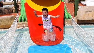 Yusuf play to Pool | Children for Videos