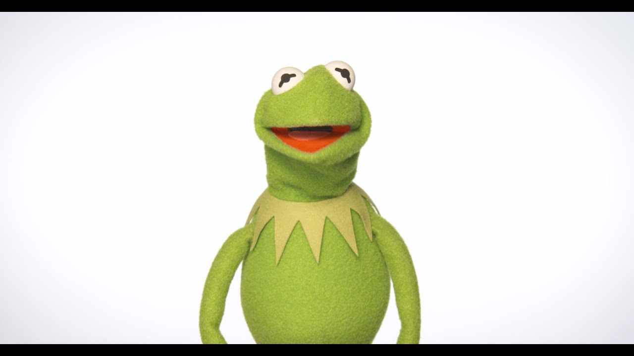 Happy New Year from Kermit the Frog! | The Muppets