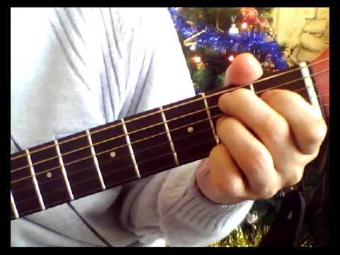 Научимся играть на гитаре простые соло песен