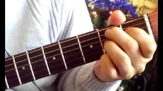 Уральские пельмени - Мандарин мне в рот. Аккорды Em(Уральские пельмени - 30 декабря или Мандарин мне в рот. Простые аккорды на гитаре в легкой тональности Em...., 2011-12-30T05:36:44.000Z)