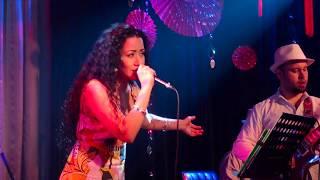 Latin Rhythms【 拉丁版月亮代表我的心 】🎬 China Pa Dining & Live Music