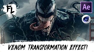 Venom Transformation Effect Tutorial! | Film Learnin