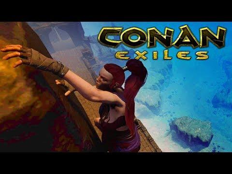 THE ULTIMATE CLIMB (Conan Exiles - Ep.3)