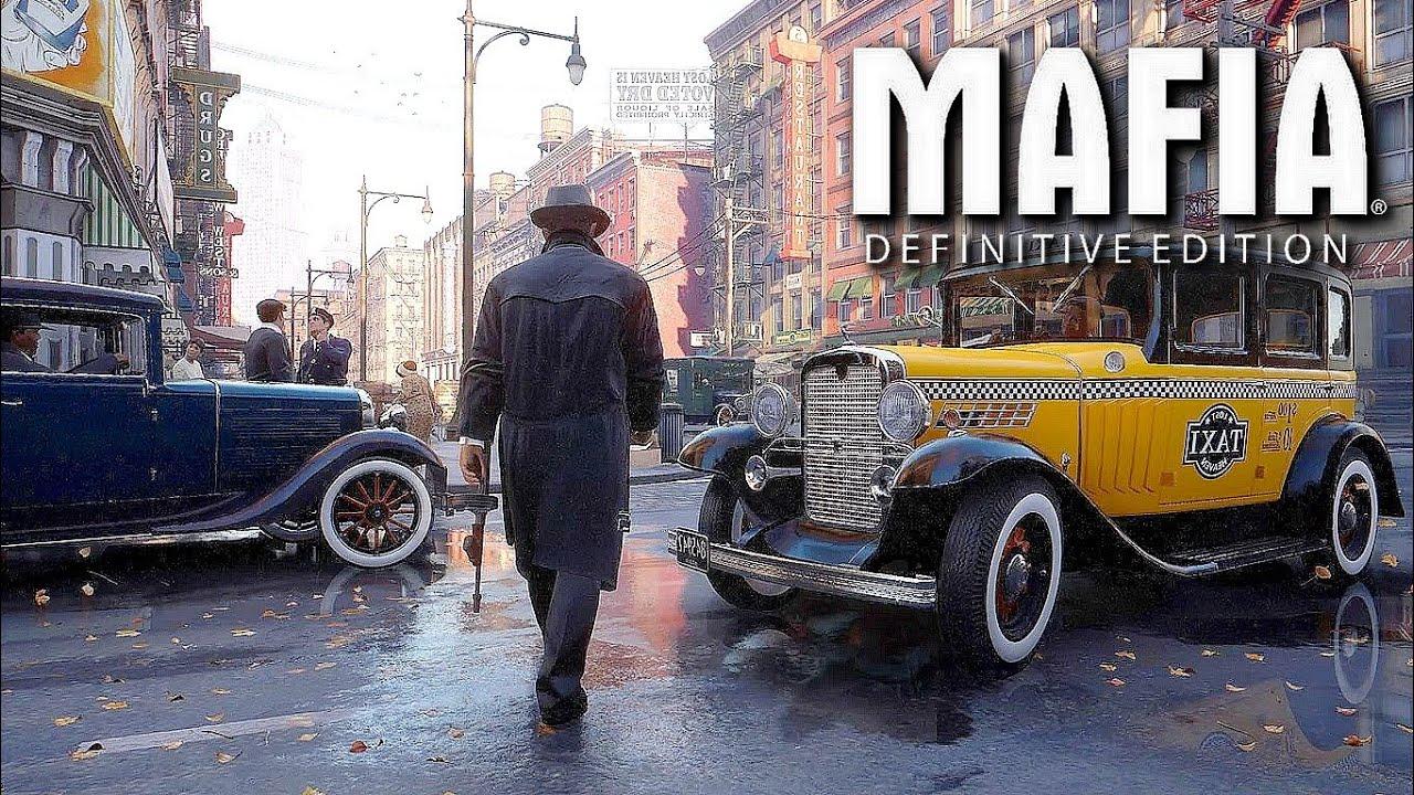 Mafia Remake has release date and reveals screenshots