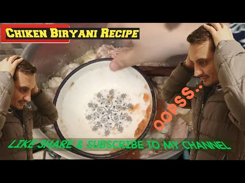 Chiken Biryani Recipe