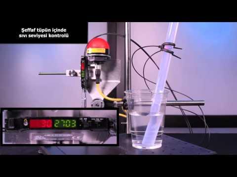 Fiber Sensörlerle Sıvı Seviyesi Algılama - 2