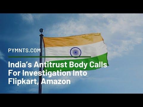 Amazon Flipkart antitrust investigation India's law violations