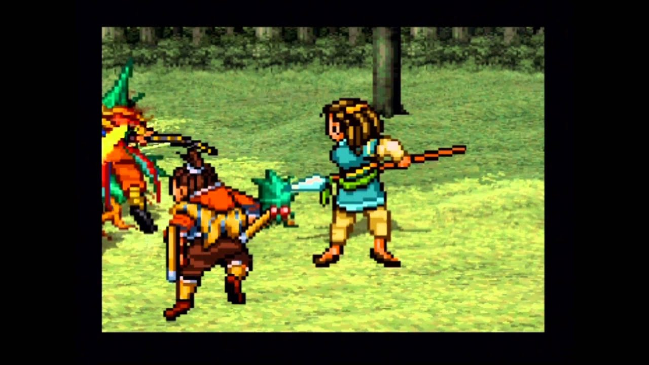 Lets Play Suikoden 2 Episode 38 Japanese Stew