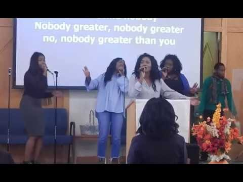 Nobody Greater Than You - DMC Praise Team