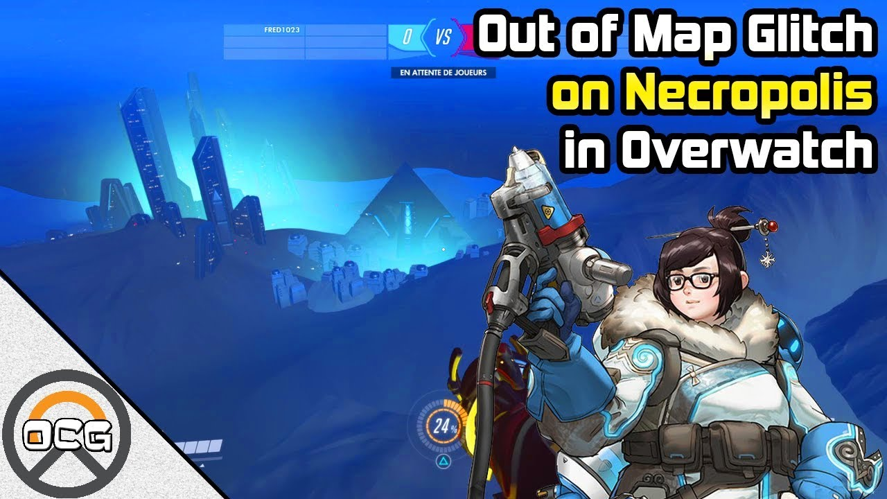 overwatch how to get out of map