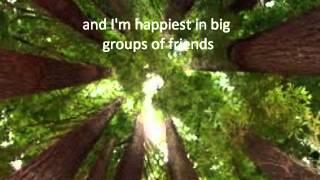 I Am a Redwood Tree