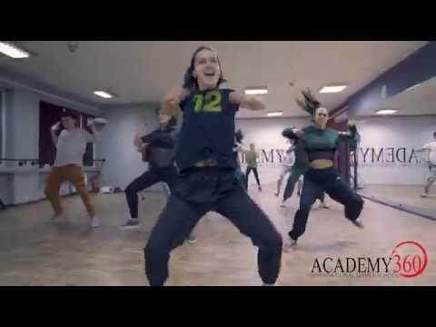 SIZZLA KALONJI - DEM BAD MIND DANCEHALL CHOREO | ACADEMY 360 x MARION DAROVA