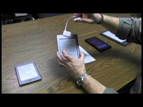 Kindle Accessibility Part 2