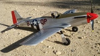 ultra micro p 51d mustang bnf with as3x maden flight