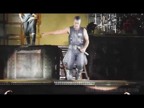 [12] Rammstein - Ich Will Live at the Hell & Heaven Metal Fest, Mexico 2016 (Multicam) HD
