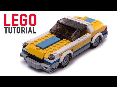 lego creator 31079 alternative build cadillac car moc. Black Bedroom Furniture Sets. Home Design Ideas
