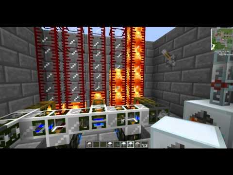 Tekkit Tutorials Part 14 - Conductive Pipes, Energy Links, Lava Fabricator, Geothermal Generator