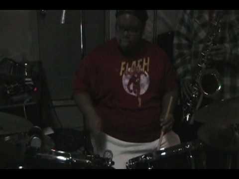 Sonny Rollins - St. Thomas (Drum & Sax Cover)