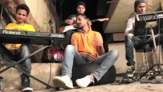 Repeat youtube video Sainath tere hazaro haath unplugged by sai unplugged caffe