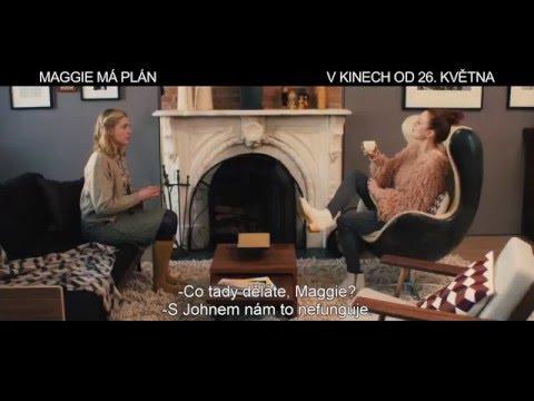 Maggie má plán (Maggie's Plan) - oficiální český HD spot