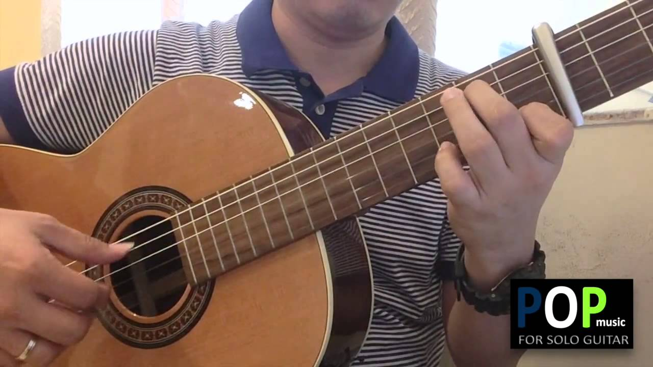 Sweet Baby George Duke And Stanley Clarke Solo Guitar Cover