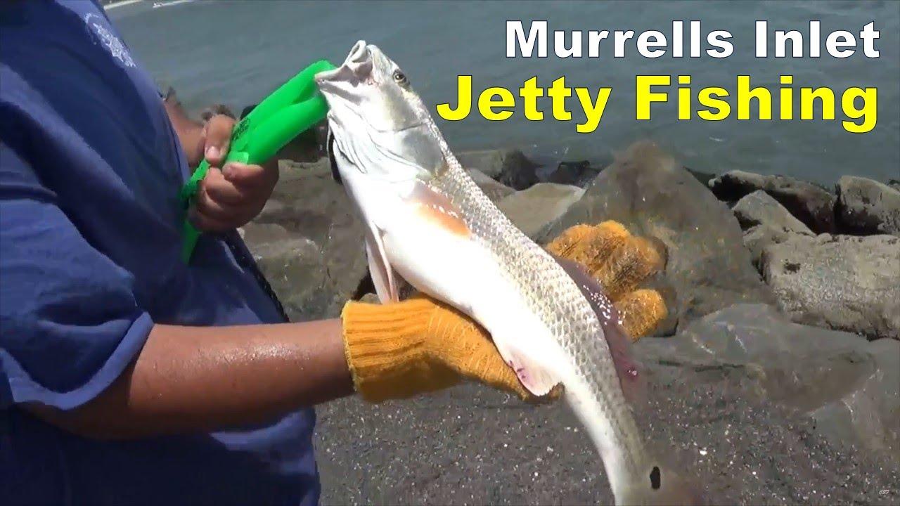 Murrells Inlet Jetty Fishing Near
